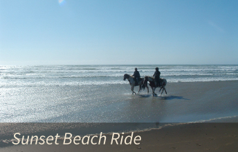 Sunset Beach Ride